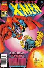 Uncanny X-Men (1963-2011) #341 Variant A: Newsstand Edition