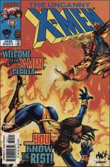 Uncanny X-Men (1963-2011) #351 Variant B: Direct Edition