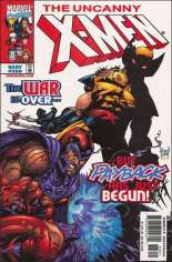 Uncanny X-Men (1963-2011) #368 Variant B: Direct Edition
