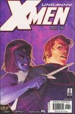 Uncanny X-Men (1963-2011) #406 Variant B: Direct Edition
