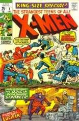 Uncanny X-Men (1963-2011) #Annual 1