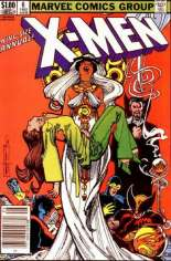 Uncanny X-Men (1963-2011) #Annual 6 Variant A: Newsstand Edition