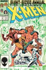 Uncanny X-Men (1963-2011) #Annual 11 Variant B: Direct Edition