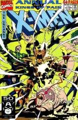 Uncanny X-Men (1963-2011) #Annual 15 Variant B: Direct Edition