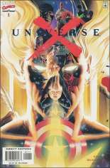 Universe X (2000-2001) #1 Variant A