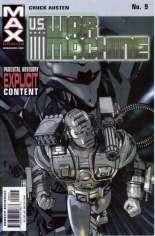 U.S. War Machine (2001-2002) #9
