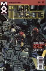 U.S. War Machine (2001-2002) #11