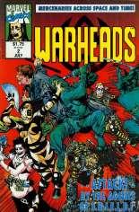 Warheads (1992-1993) #2