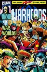 Warheads (1992-1993) #4