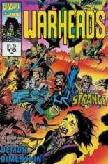 Warheads (1992-1993) #10