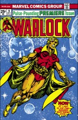 Warlock (1972-1976) #9 Variant A