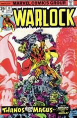 Warlock (1972-1976) #10 Variant A