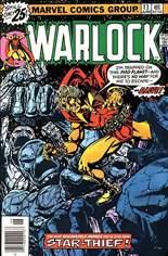 Warlock (1972-1976) #13 Variant A