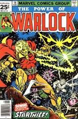 Warlock (1972-1976) #14 Variant A