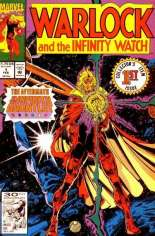 Warlock and the Infinity Watch (1992-1995) #1 Variant B: Direct Edition