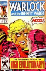 Warlock and the Infinity Watch (1992-1995) #3 Variant B: Direct Edition