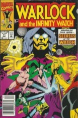 Warlock and the Infinity Watch (1992-1995) #11 Variant A: Newsstand Edition
