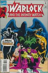 Warlock and the Infinity Watch (1992-1995) #34