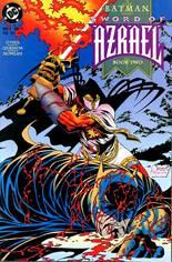 Batman: Sword of Azrael #2 Variant A