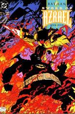 Batman: Sword of Azrael #4 Variant A