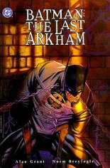 Batman: The Last Arkham #TP Variant A