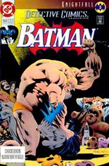 Detective Comics (1937-2011, 2016-Present) #659 Variant C: 2nd Printing