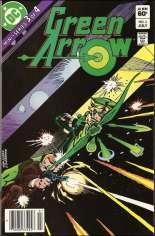 Green Arrow (1983) #3 Variant A: Newsstand Edition