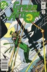 Green Arrow (1983) #4 Variant A: Newsstand Edition