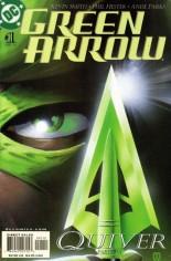 Green Arrow (2001-2007) #1 Variant B: 2nd Printing