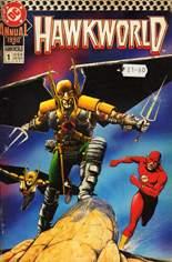 Hawkworld (1990-1993) #Annual 1