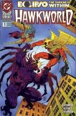 Hawkworld (1990-1993) #Annual 3