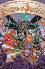 League of Justice #1