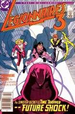 Legionnaires 3 #1 Variant A: Newsstand
