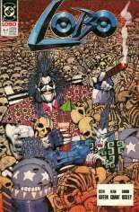 Lobo (1990-1991) #4