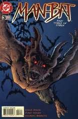 Man-Bat (1996) #3: Final Issue
