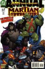 Martian Manhunter (1998-2001) #Annual 2