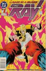 Ray (1994-1996) #1 Variant A: Newsstand Edition
