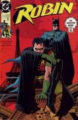 Robin (1991) #1 Variant C: 2nd Printing