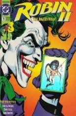 Robin II: The Joker's Wild #1 Variant F: Hologram Cover