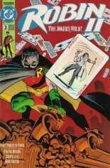 Robin II: The Joker's Wild #3 Variant C: Hologram Cover