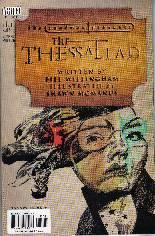 Sandman Presents The Thessaliad #1 Variant A