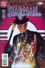 Starman (1994-2001, 2010) #Annual 1
