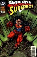 Superboy (1994-2002) #Annual 2