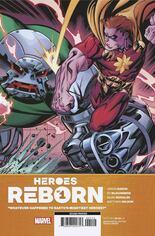 Heroes Reborn (2021) #1 Variant M: 2nd Printing
