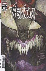 Venom (2018-2021) #35 Variant D: 200th Issue