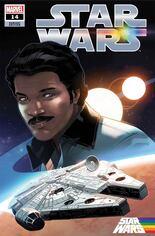 Star Wars (2020-2021) #14 Variant D: Pride Month Cover