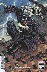 Venom (2018-2021) #35 Variant Q: 200th Issue; 2nd Printing