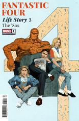 Fantastic Four Life Story (2021) #3 Variant B