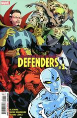 Defenders (2021) #1 Variant A