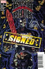 King In Black (2021) #5 Variant L: DF Signed By Ryan Stegman